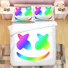 Load image into Gallery viewer, Fortnite Marshmello DJ #4 Duvet Cover Quilt Cover Pillowcase Bedding Set Bed Linen
