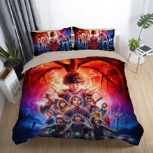 Load image into Gallery viewer, Stranger Things Eleven #13 Duvet Cover Quilt Cover Pillowcase Bedding Set