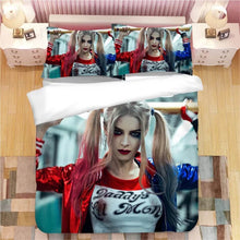 Load image into Gallery viewer, DC Harley Quinn#9 Duvet Cover Quilt Cover Pillowcase Bedding Set Bed Linen