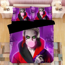 Load image into Gallery viewer, DC Harley Quinn#13 Duvet Cover Quilt Cover Pillowcase Bedding Set Bed Linen