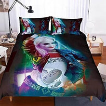 Load image into Gallery viewer, DC Harley Quinn#15 Duvet Cover Quilt Cover Pillowcase Bedding Set Bed Linen