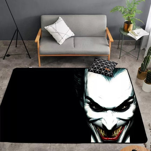 Joker Arthur Fleck Clown #7 Graphic Carpet Living Room Bedroom Sofa Mat Door Mat Kitchen Bathroom Mat for Home Decoration