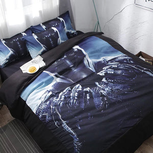 Black Panther #5 Duvet Cover Quilt Cover Pillowcase Bedding Set Bed Linen