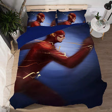 Load image into Gallery viewer, The Flash Barry Allen #2 Duvet Cover Quilt Cover Pillowcase Bedding Set Bed Linen Home Decor