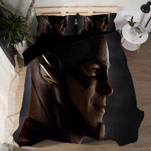 Load image into Gallery viewer, The Flash Barry Allen #6 Duvet Cover Quilt Cover Pillowcase Bedding Set Bed Linen Home Decor