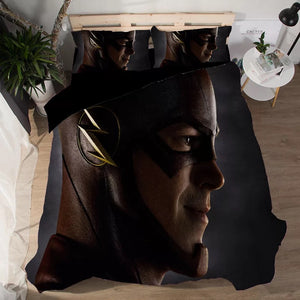 The Flash Barry Allen #6 Duvet Cover Quilt Cover Pillowcase Bedding Set Bed Linen Home Decor