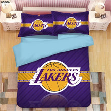 Load image into Gallery viewer, Basketball Los Angeles Lakers 24 Kobe Bryant #1 Duvet Cover Quilt Cover Pillowcase Bedding Set Bed Linen Home Decor