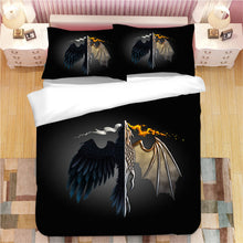 Load image into Gallery viewer, Game of Thrones #6 Duvet Cover Quilt Cover Pillowcase Bedding Set Bed Linen Home Decor
