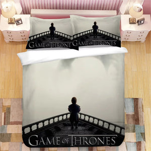 Game of Thrones Lannister #8 Duvet Cover Quilt Cover Pillowcase Bedding Set Bed Linen Home Decor