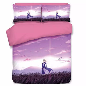 Fate Stay Night FGO Saber Astolfo #13 Duvet Cover Quilt Cover Pillowcase Bedding Set Bed Linen Home Decor
