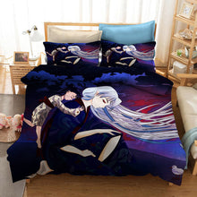 Load image into Gallery viewer, Inuyasha #11 Duvet Cover Quilt Cover Pillowcase Bedding Set Bed Linen Home Bedroom Decor