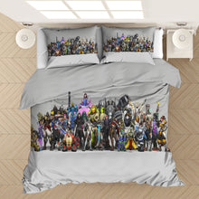 Load image into Gallery viewer, Game Overwatch #32 Duvet Cover Quilt Cover Pillowcase Bedding Set Bed Linen Home Decor