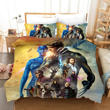 Load image into Gallery viewer, X-Men Origins Wolverine #4 Shower Curtain Waterproof Bath Curtains Bathroom Decor With Hooks