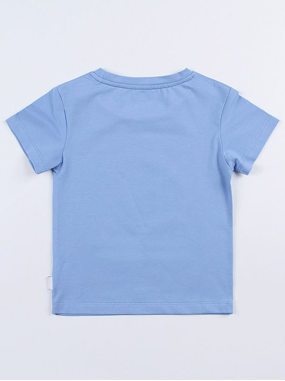 [PO] Public Transport T-Shirt (Blue)