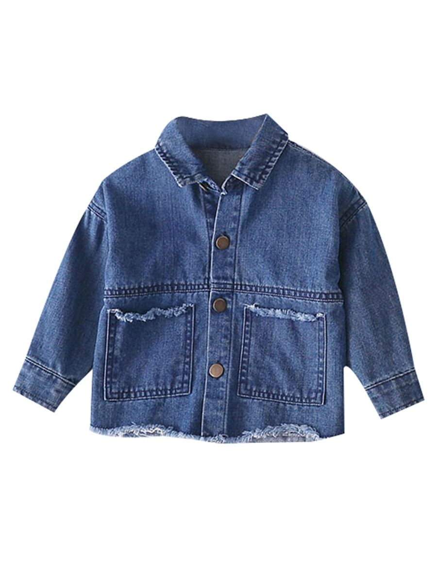 [PO] Rugged Denim Jacket