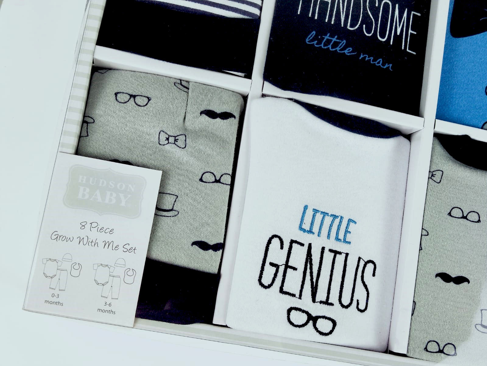 Grow With Me Gift Set (Little Genius)