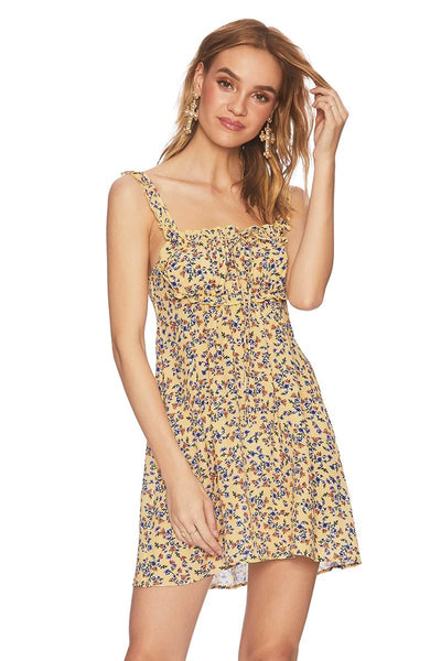 33e7d150c6 Yellow-Floral-Olivia-Dress-Beach-Riot-Front