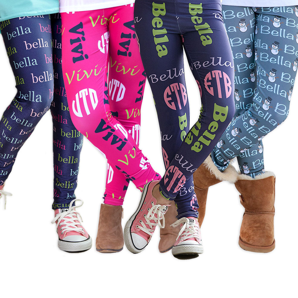 cfa30243 Arden Leggings - Exclusive collection of personalized leggings ...