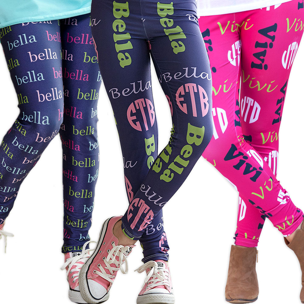 103800d4c2e2c Ladies Leggings – Lolly Wolly Doodle