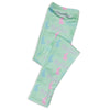 Girls Mint Bunny NAME Arden Leggings