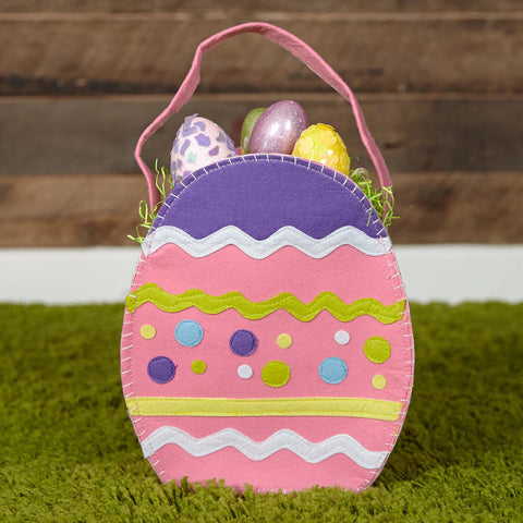 Easter Egg Basket