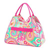 Summer Paisley Beach Bag