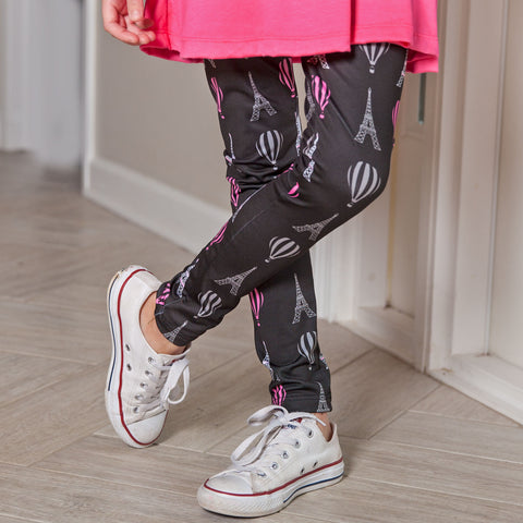 Girls Paris Arden Leggings