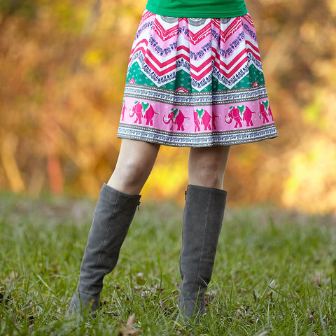 Elephant Kinsley Skirt