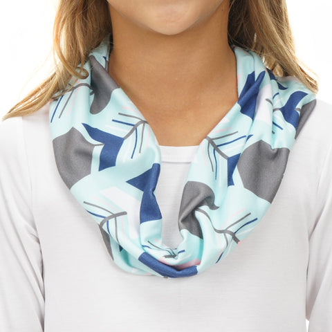 Girls Alaskan Nights Arrows Scarf