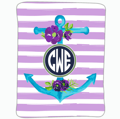 New Light Weight Anchor Initial Blanket