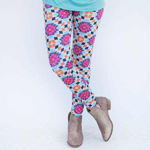 Ladies Aztec Arden Leggings