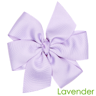 Pastel Double Loop Bow - You choose color!