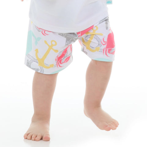 Boys Sea Life Shorts