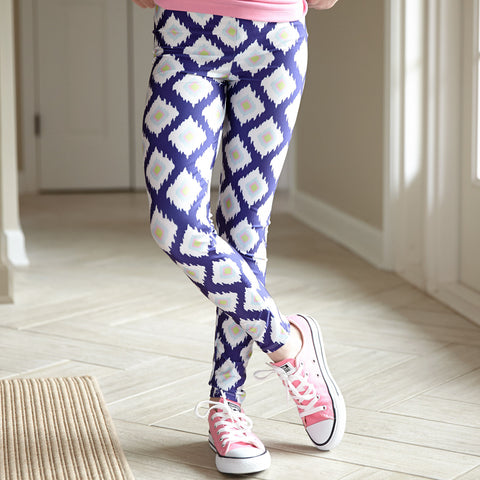 Girls Ikat Arden Leggings