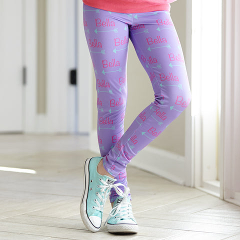 Girls Arrow Arden Leggings