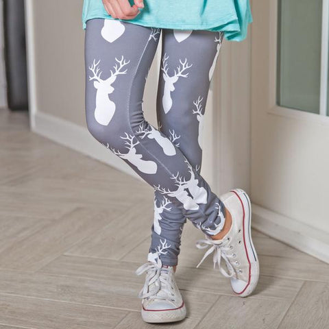 Girls Deer Arden Leggings