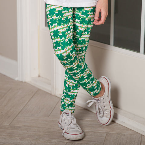 Girls Clover Arden Leggings