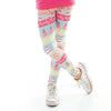 Girls Birthday Girl NAME Arden Leggings