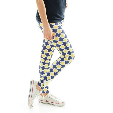 Ladies Quatrefoil Arden Leggings