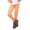 Girls Autumn Plaid Arden Leggings