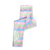 Girls Pastel Bows Initials Arden Leggings