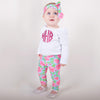 Baby Girls Rose Ireland Leggings