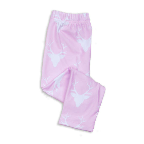 Baby Girls Deer Ireland Leggings