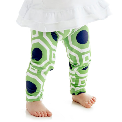 Baby Girls Octagon Ireland Leggings