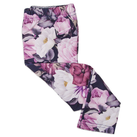 Baby Girls Floral Bouquet Ireland Leggings