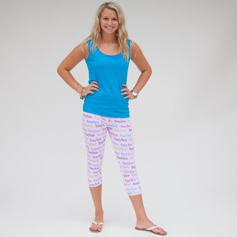 Ladies Name Arden Leggings
