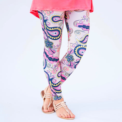 Ladies Paisley Arden Leggings