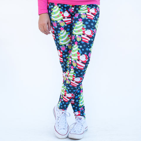 Ladies Christmas Arden Leggings
