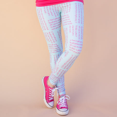 Ladies Sassy Arden Leggings
