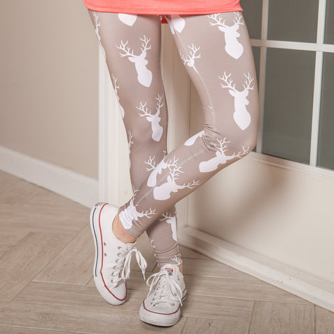 Ladies Deer Arden Leggings